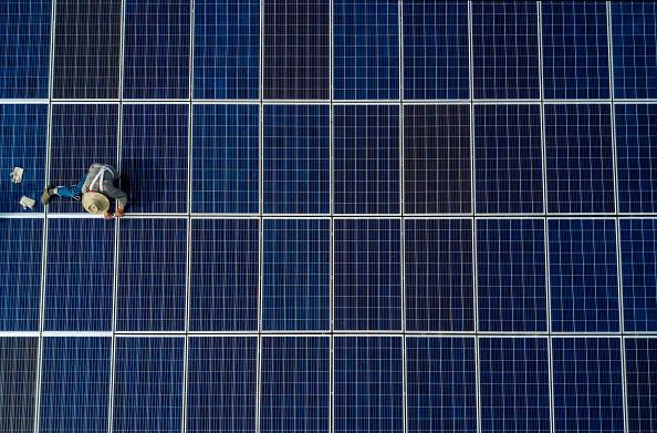 Environment「China Powers Market for Solar Energy」:写真・画像(11)[壁紙.com]
