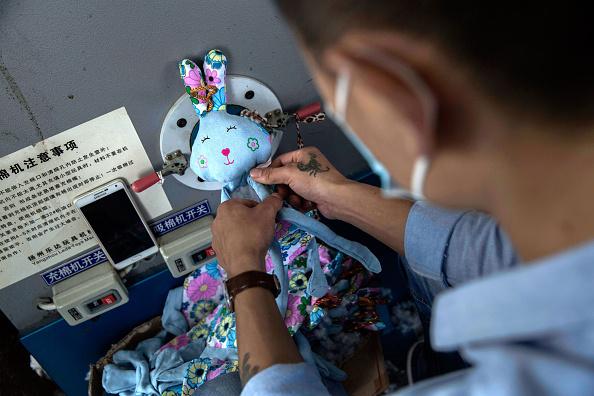 Stuffed「Toy Factories In China Face Slowdown」:写真・画像(17)[壁紙.com]