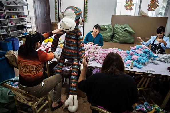 Stuffed「Toy Factories In China Face Slowdown」:写真・画像(19)[壁紙.com]