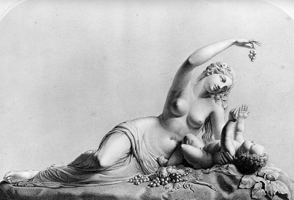 Sculpture「Dionysus And Ino」:写真・画像(4)[壁紙.com]
