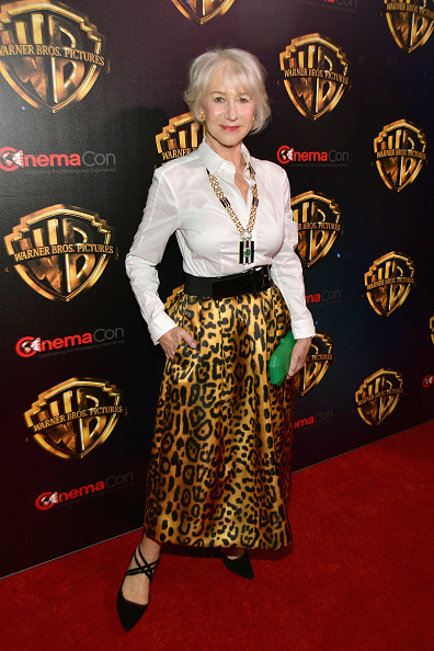 """Leopard Print「CinemaCon 2019 - Warner Bros. Pictures Invites You to """"The Big Picture"""", an Exclusive Presentation Of Its Upcoming Slate」:写真・画像(3)[壁紙.com]"""