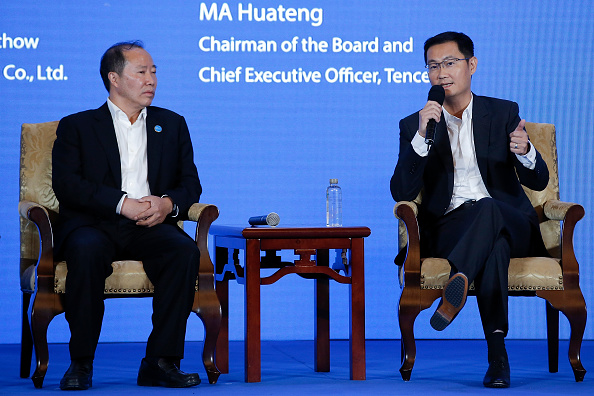 Big Data「Tencent CEO Pony Ma Huateng Attends Big Data Expo 2017」:写真・画像(19)[壁紙.com]