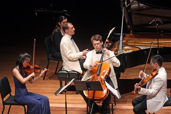 Hiroyuki Ito「Amphion String Quartet」:写真・画像(1)[壁紙.com]