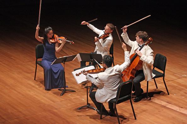 Hiroyuki Ito「Amphion String Quartet」:写真・画像(3)[壁紙.com]