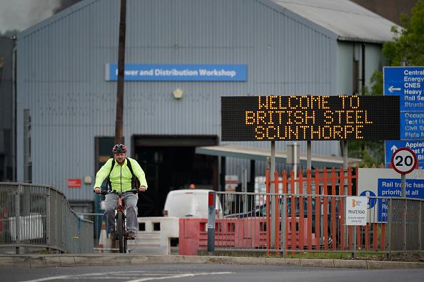 Steel「British Steel Declares Insolvency As Rescue Talks Collapse」:写真・画像(0)[壁紙.com]