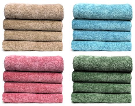 Towel「Four Sets of Towels」:スマホ壁紙(15)