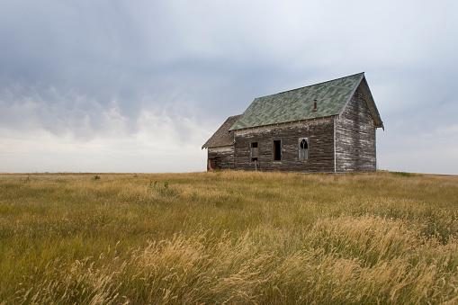 Prairie「Old Prairie Church」:スマホ壁紙(13)