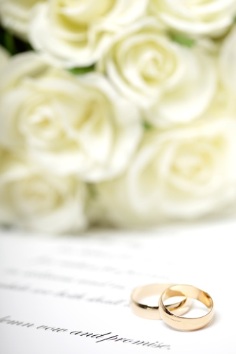 Wedding Invitation「Rings and Vows」:スマホ壁紙(10)