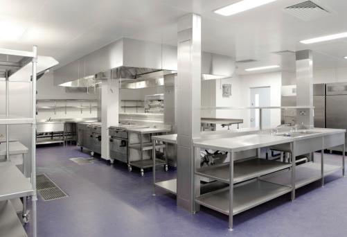Steel「Commercial Kitchen」:スマホ壁紙(8)