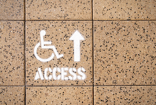 Paving Stone「Disabled Access Guidance」:スマホ壁紙(8)