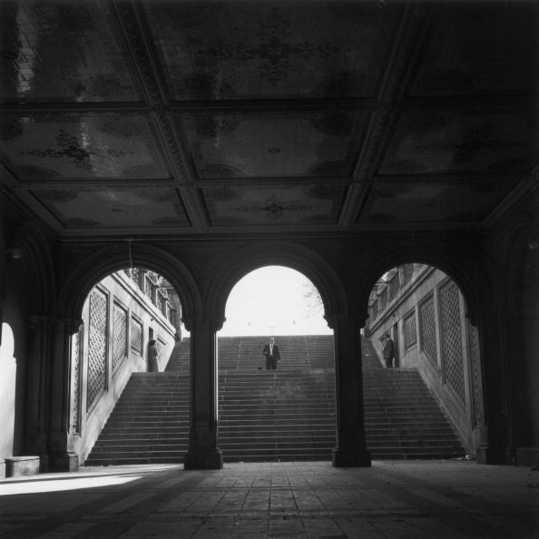 Black And White「Central Park Subway」:写真・画像(3)[壁紙.com]
