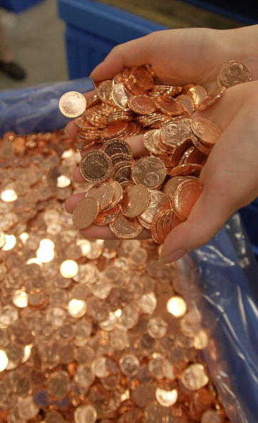 Change「Euros On Display At Dutch Bank」:写真・画像(19)[壁紙.com]
