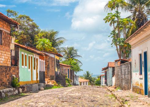 South America「Brazilian town.」:スマホ壁紙(8)