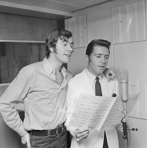 Songwriter「Barry Mason and Gary Player」:写真・画像(7)[壁紙.com]