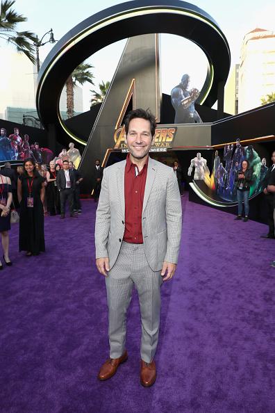 "Awe「Los Angeles Global Premiere for Marvel Studios' ""Avengers: Infinity War""」:写真・画像(17)[壁紙.com]"
