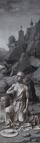 Belt「Saint Jerome Penitent [Right Panel]」:写真・画像(16)[壁紙.com]