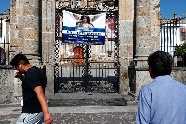 Zapopan「Coronavirus Outbreak In Mexico」:写真・画像(5)[壁紙.com]