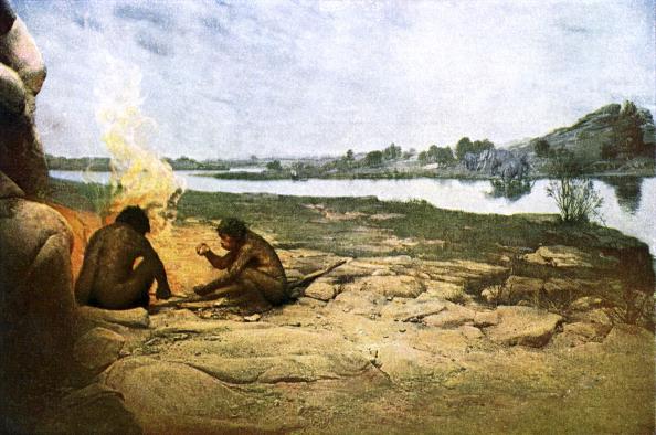 Morning「Prehistoric man」:写真・画像(12)[壁紙.com]