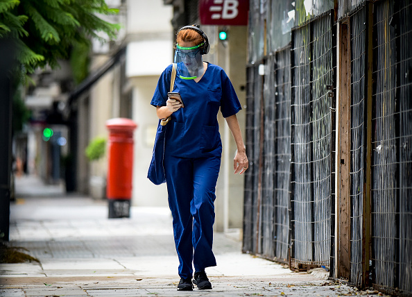 Buenos Aires「Argentina On Extended Quarantine To Contain Coronavirus Until April 13」:写真・画像(6)[壁紙.com]