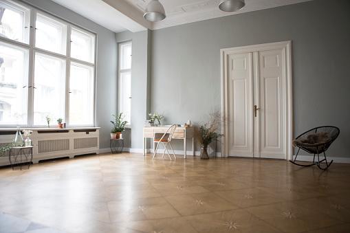 集合住宅「Spacious living room」:スマホ壁紙(10)