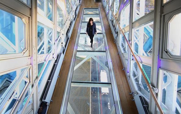Tourism「New Glass Flooring Across Tower Bridge's High-Level Walkways」:写真・画像(9)[壁紙.com]