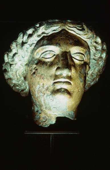 Roman Bath「Head Of Sulis Minerva」:写真・画像(9)[壁紙.com]