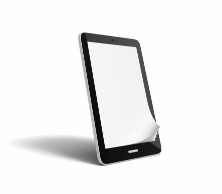 Touchpad「E-reader as Book XL」:スマホ壁紙(1)