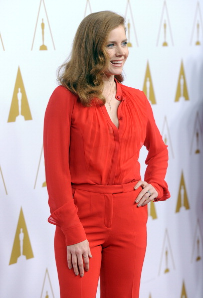Blouse「86th Academy Awards Nominee Luncheon - Arrivals」:写真・画像(0)[壁紙.com]