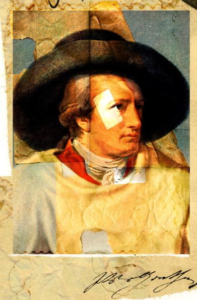 Digitally Generated Image「Johann Wolfgang Goethe,」:写真・画像(13)[壁紙.com]
