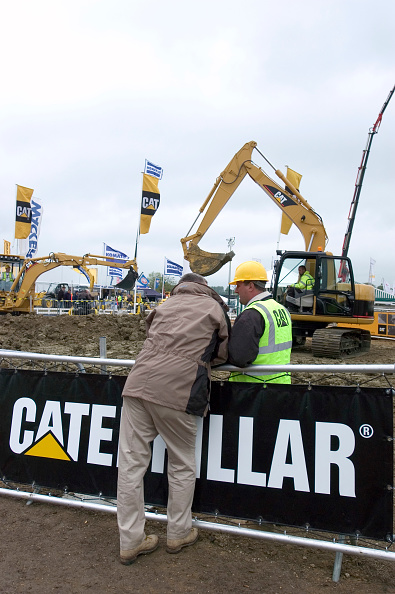 Construction Vehicle「Machinery exposed at SED, the annual UK trade Fair for the construction Industry, plant hire and heavy machinery manufacturers.」:写真・画像(2)[壁紙.com]