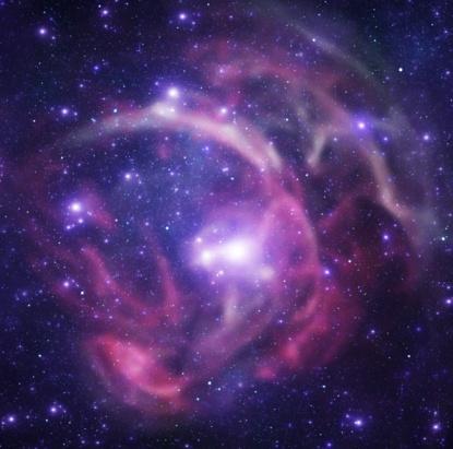 Outer Space「Galaxy」:スマホ壁紙(17)