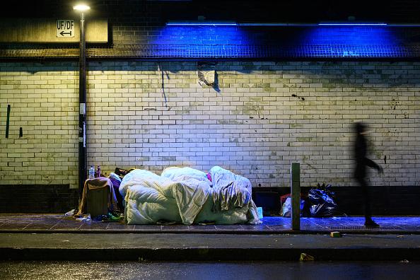 Homelessness「Winter Snow Blankets The South Of England」:写真・画像(9)[壁紙.com]