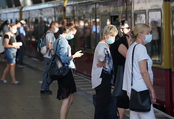 Train - Vehicle「Coronavirus Infection Rates Climb Anew In Germany」:写真・画像(19)[壁紙.com]