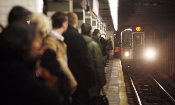 Subway Train「Transit Strike Looms For New York City Commuters」:写真・画像(18)[壁紙.com]