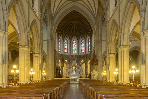God「Letterkenny cathedral in Donegal, Ireland.」:スマホ壁紙(2)