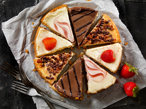 Nut - Food「What's your Favorite Kind of Cheesecake」:スマホ壁紙(10)