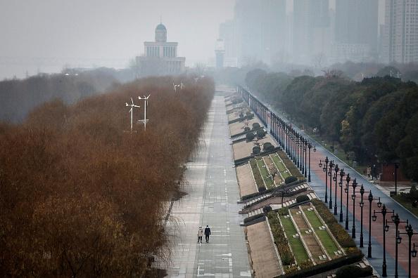 Wuhan「Daily Life In Wuhan During Lockdown」:写真・画像(3)[壁紙.com]
