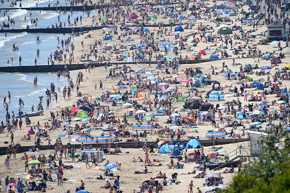 Heat - Temperature「May Bank Holiday In The UK Amid Coronavirus Lockdown」:写真・画像(7)[壁紙.com]