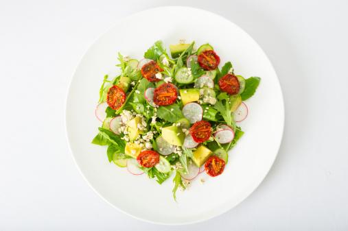 Fine Dining「Gourmet Salad」:スマホ壁紙(1)
