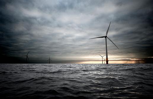 Power Equipment「Wind Farm in the Thames Estuary」:スマホ壁紙(14)