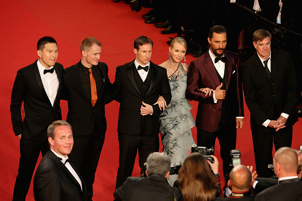 """Chris Sparling「""""The Sea Of Trees"""" Premiere - The 68th Annual Cannes Film Festival」:写真・画像(18)[壁紙.com]"""
