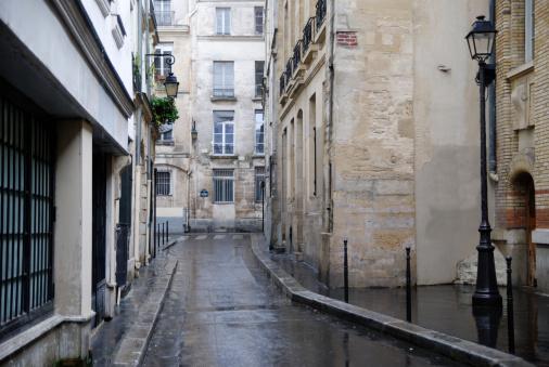 French Culture「Old street」:スマホ壁紙(18)