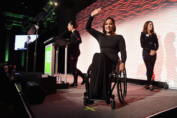 Alana Nichols「36th Annual Salute to Women In Sports」:写真・画像(3)[壁紙.com]
