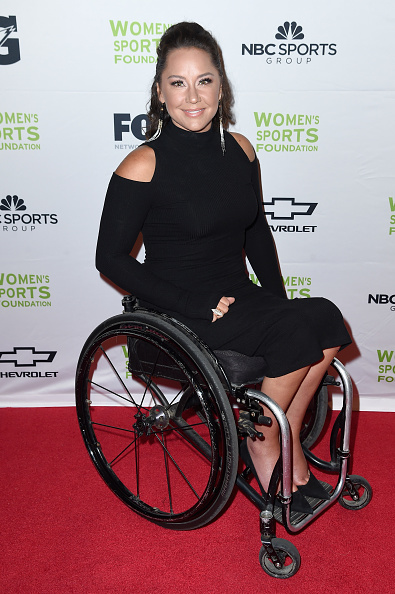 Alana Nichols「The Women's Sports Foundation's 38th Annual Salute To Women In Sports Awards Gala  - Arrivals」:写真・画像(19)[壁紙.com]