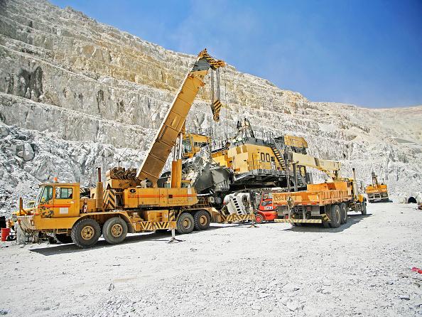 Open-pit Mine「Oliver Llaneza Hesse」:写真・画像(2)[壁紙.com]