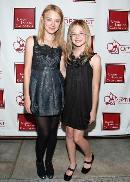 Elle Fanning「The Optimist Youth Homes And Family Services Gala」:写真・画像(14)[壁紙.com]