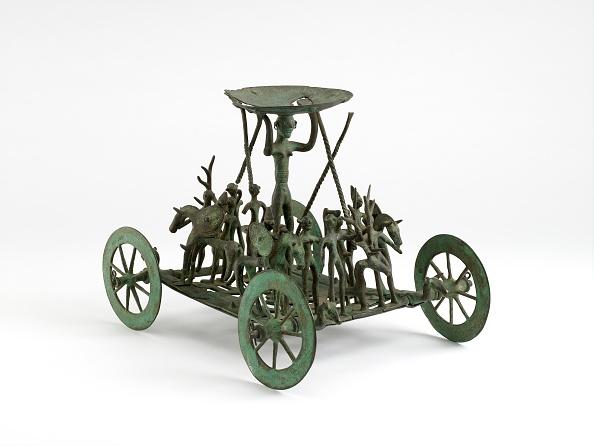 Model - Object「Facsimile Of Earl Iron Age Strettweg Wagon Model」:写真・画像(19)[壁紙.com]