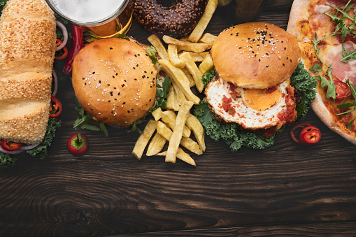 Cheeseburger「Classic beef burger」:スマホ壁紙(12)