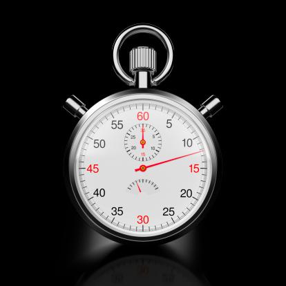 Stopwatch「Stopwatch on Black XL+」:スマホ壁紙(10)
