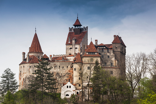 Castle「Romania, Transylvania, Exterior」:スマホ壁紙(19)